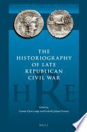 Sallust as a Historian of Civil War