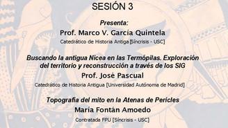 IV Seminario de iniciación á investigación: Prof. José Pascual
