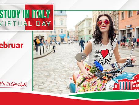 Informativni dan - Študij v Italiji