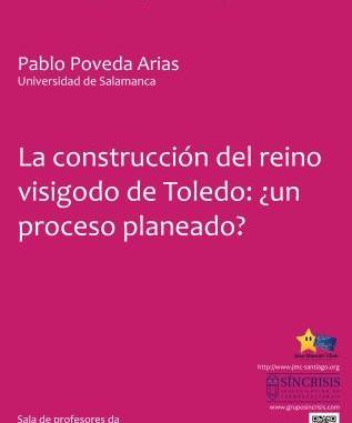 Seminario de Estudios Hispano- Medievales: conferencia de Pablo Poveda Arias