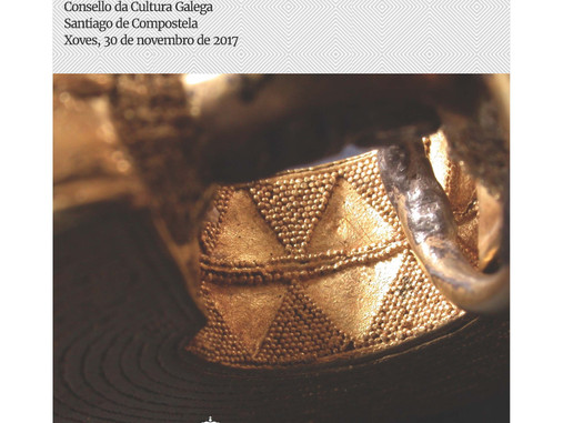 A ourivería dos castros: novos paradigmas (Santiago de Compostela, 30 novembro)
