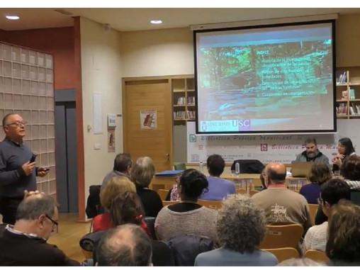 Conferencia Las saunas de la Edad del Hierro en el NO peninsular (Verín, 15 marzo)