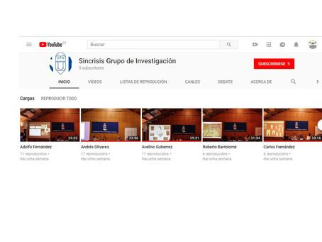 Canal de Youtube deSÍNCRISIS