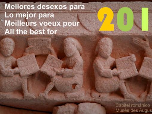 Os mellores desexos para o 2018