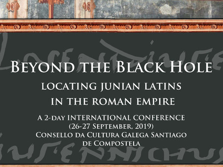 International Conference Beyond the Black Hole (Compostela, 26-27 septiembre 2019)