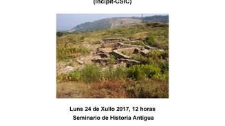 Seminarios de Arqueoloxía da Alta Idade Media