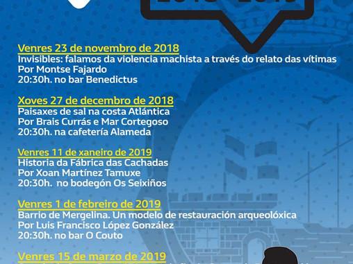 Conferencia, Castelo de Santa Cruz: 350 anos do fin da Guerra de Restauración na Guarda (15 marzo, A