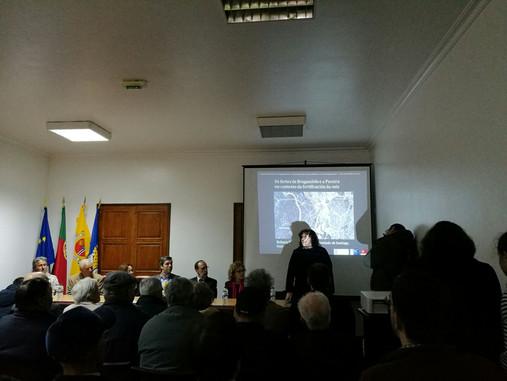 Estudio arqueológico de los Fortes do Extremo (Portugal)