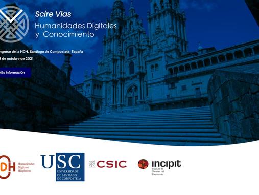 V congreso de la Sociedad Internacional de Humanidades Digitales Hispánicas