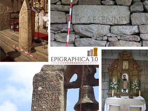 Encontro Monográfico co Patrimonio Cultural.28: EPIGRAPHICA 3.0 (Compostela, 2 xullo 2019)