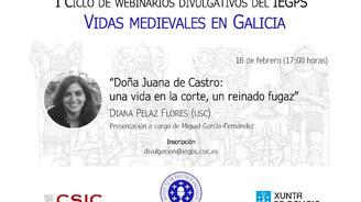 Doña Juana de Castro: una vida en la corte, un reinado fugaz
