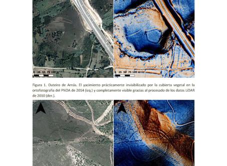 "Proxecto ""Prospección arqueológica mediante técnicas de teledetección de los yacimientos de Outeiro"