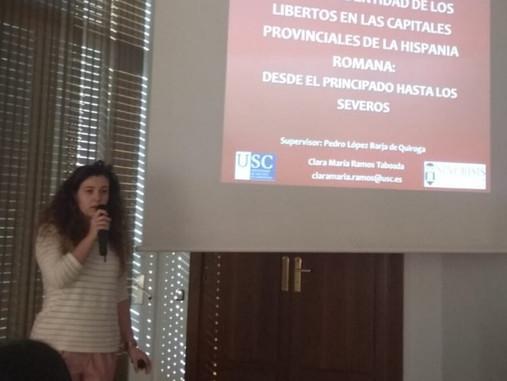 Epigrafía latina en el mundo romano: investigación edición y puesta en valor (20-22 febrero, Madrid-