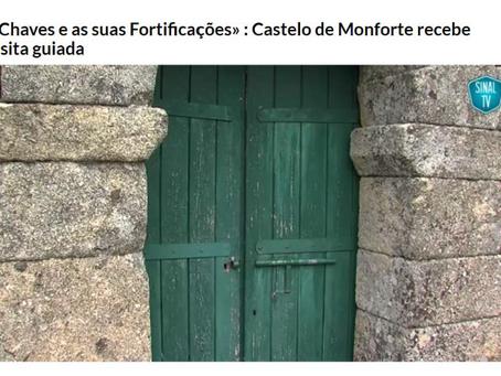 """Presentación do libro """"Chaves e as suas fortificações"""""""