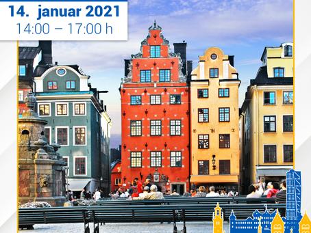 Švedska, vedno pogostejša izbira podiplomskih študentov