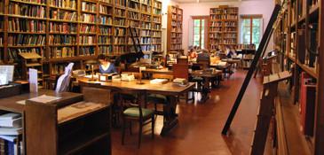 Estancia no Kunsthistorisches Institut (Florencia, 1 abril - 30 xuño 2019)