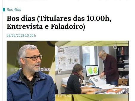 Entrevista a Antonio Martínez Cortizas