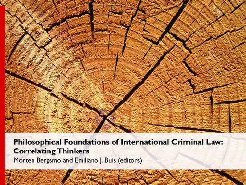 Capítulo, Cicero: Bellum Iustum and the Enemy Criminal Law, Morten Bergsmo and Emiliano J. Buis (eds