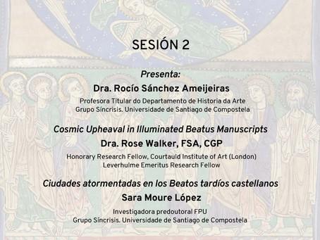 IV Seminario de iniciación á investigación: Dr. Rose Walker