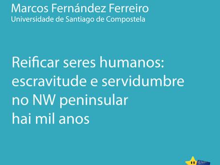 Conferencia de Marcos Fernández Ferreiro (9 novembro 2017)
