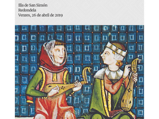 Ciclo Seíam'eu... en San Simón. A cultura medieval á luz das novas tecnoloxías (Illa de San Simó
