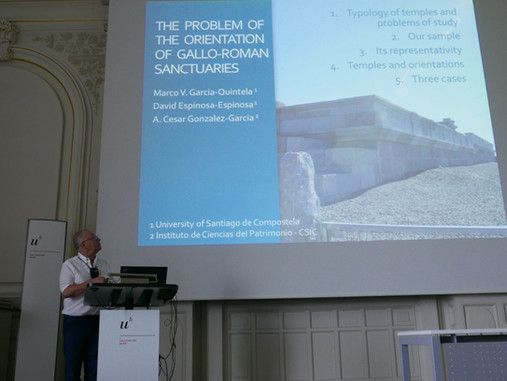 XXV Congreso da European Association of Archaeologists (Berna, 4 - 7 setembro)