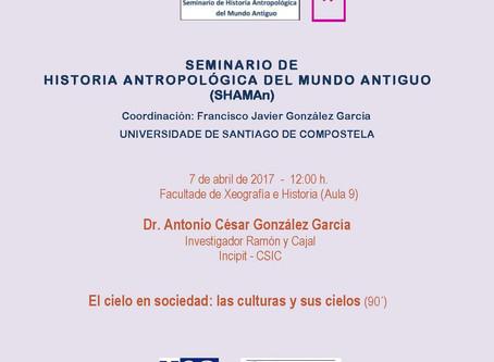 Seminario de Historia Antropológica del Mundo Antiguo (3ª sesión)