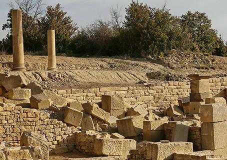 Signos de debilidad y crisis en las ciudades occidentales del Imperio Romano (I-III d.C.) (Pamplona,