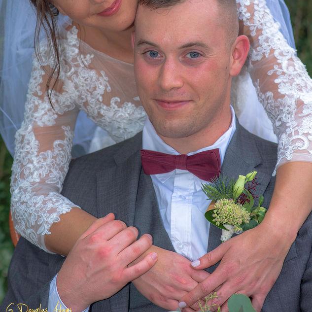 Beautiful Bride, Groom, handsome, saying I DO, veil, wedding day, wedding inspiration