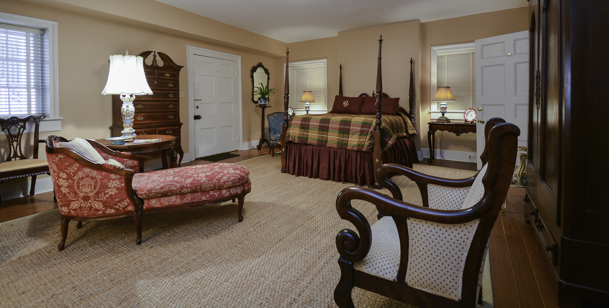 Choctaw Hall B&B