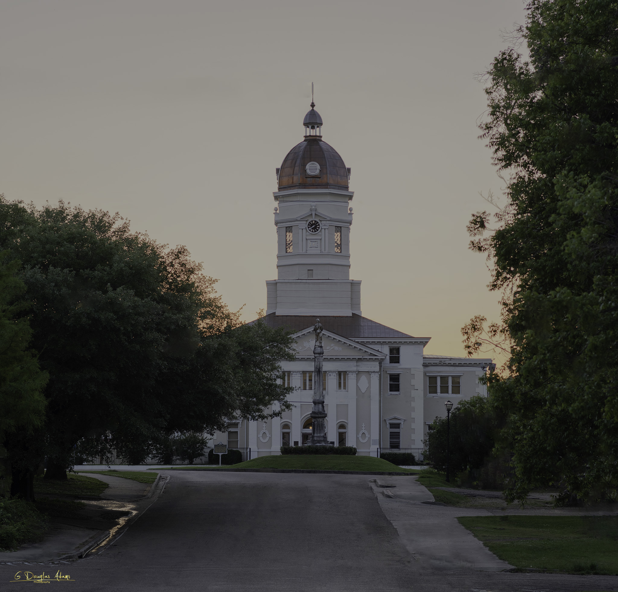 Port Gibson Courthouse