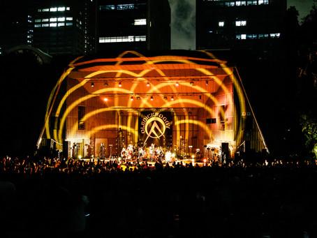 日比谷公園野外大音楽堂ワンマン、ナタリーにてライブ・レポート公開中!
