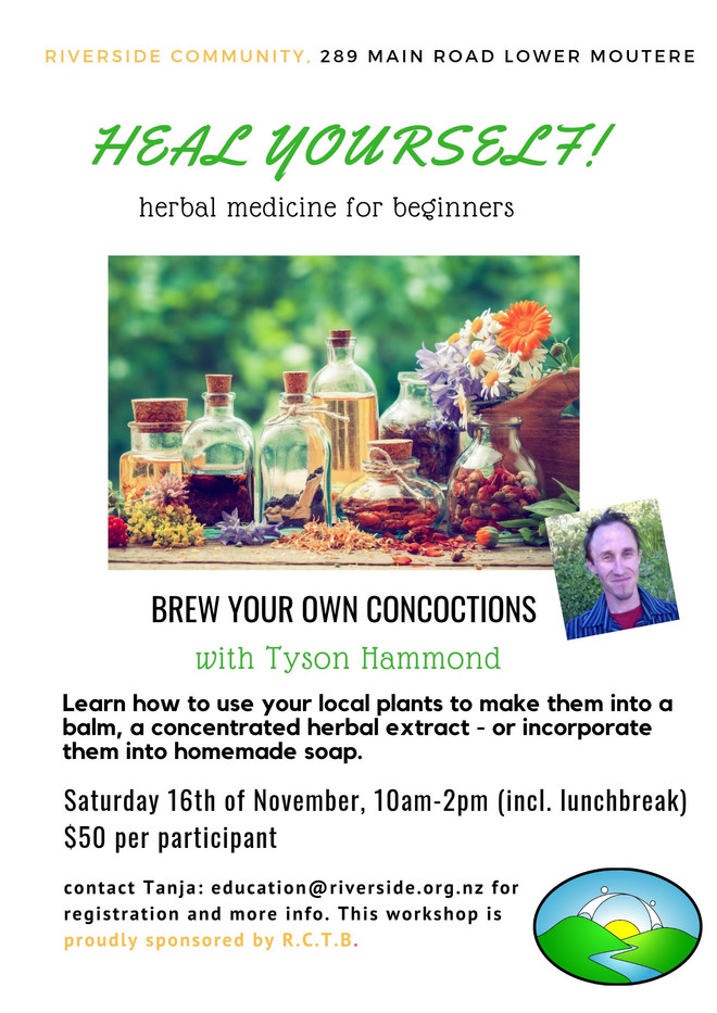 Brew Your Own Concoctions