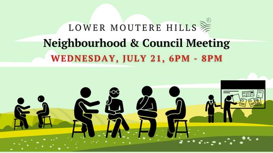 Lower Moutere Hills Neighbourhood & Council Meeting