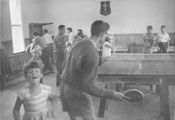Games in the Centre, 1950s