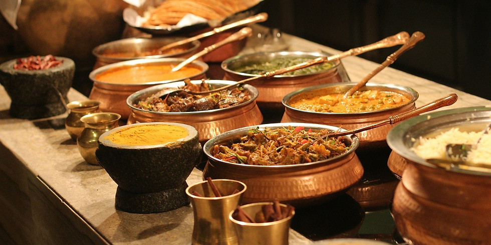 Easy Indian - Cooking Workshop