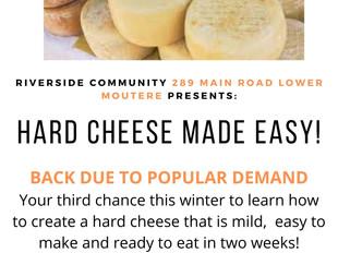Cheese Making Workshop - August 021