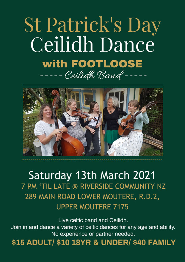 Celtic Music & Dance