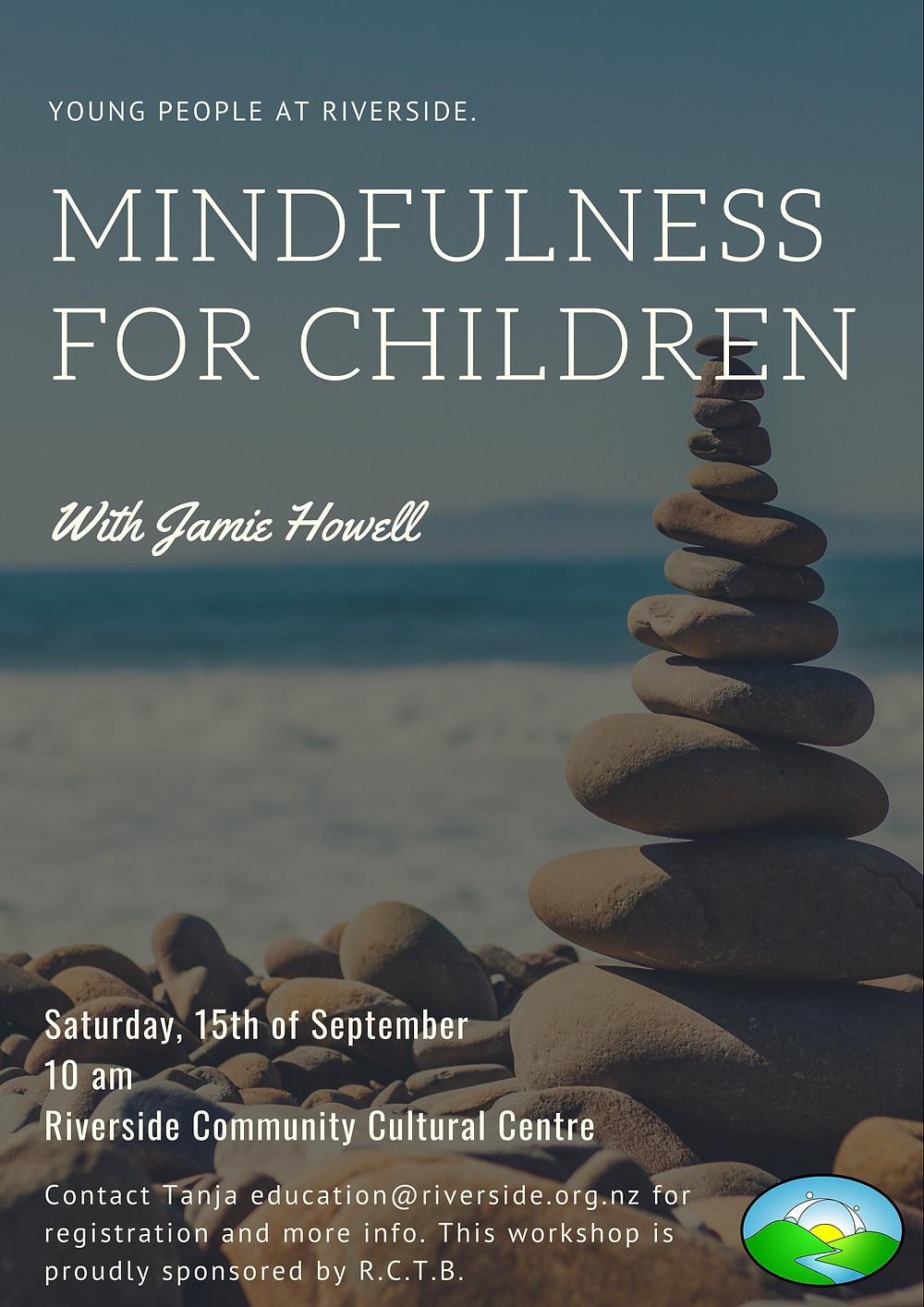 mindful kids workshop