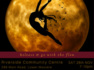 Full Moon Dance Meditation & Cacao Ceremony - CANCELLED