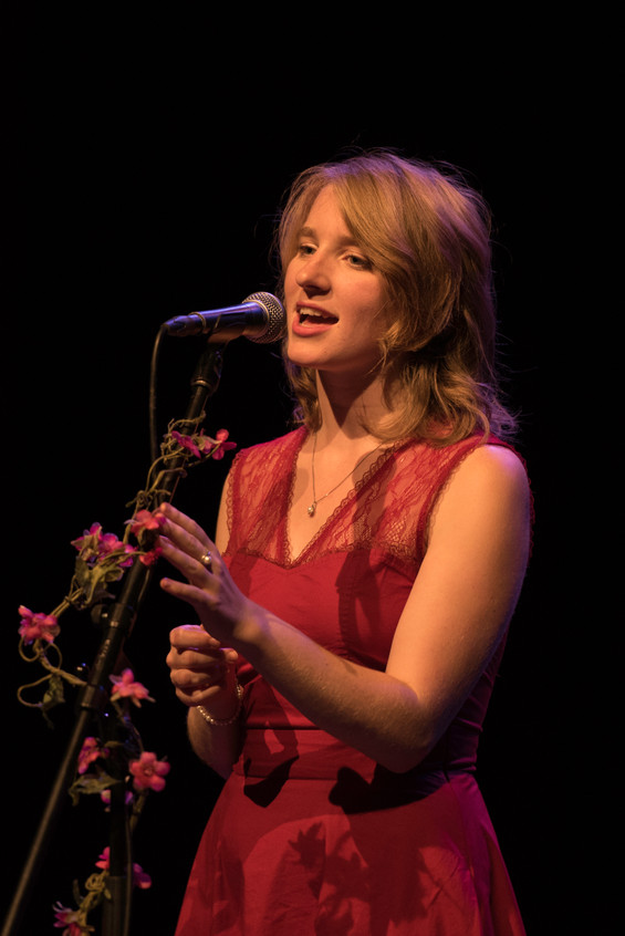Kirsty Bromley in concert
