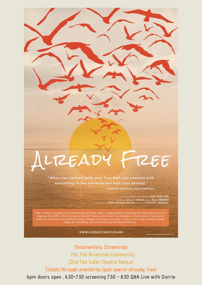 'Already Free' - Film Screening