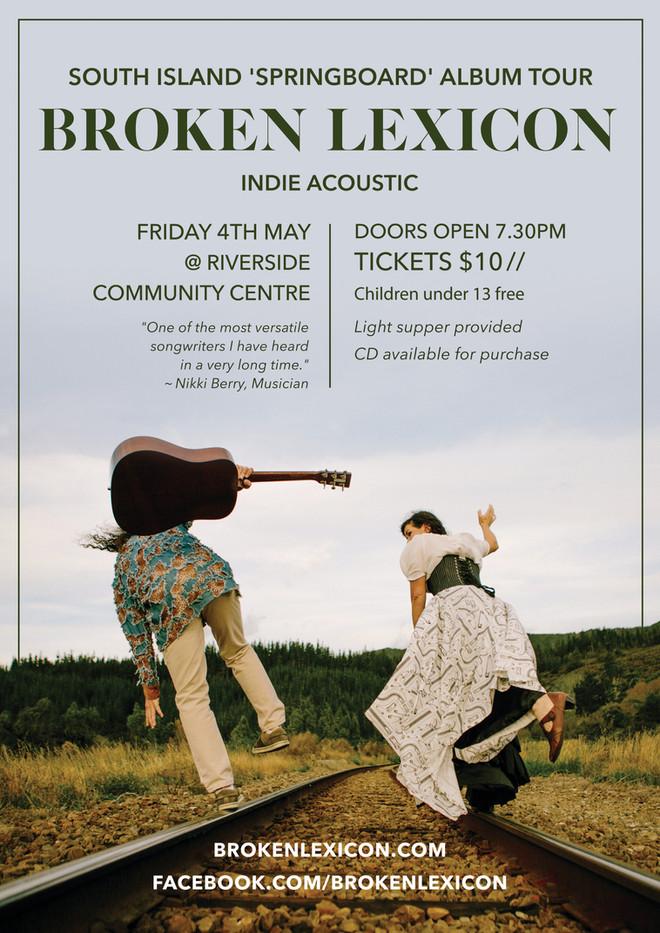 Broken Lexicon - Concert
