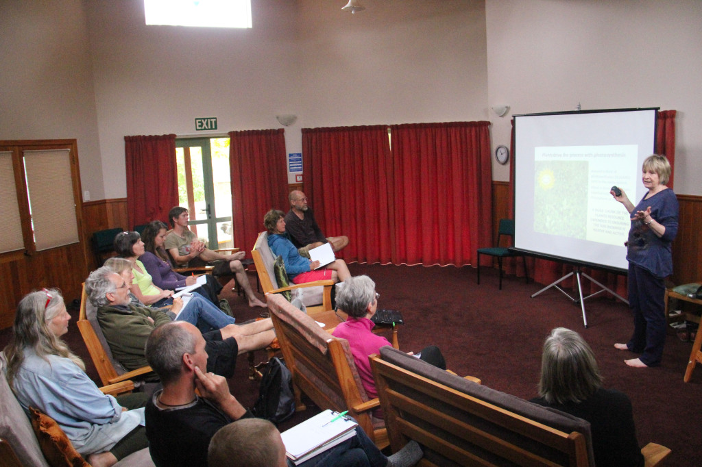 Presentations at Riverside Community