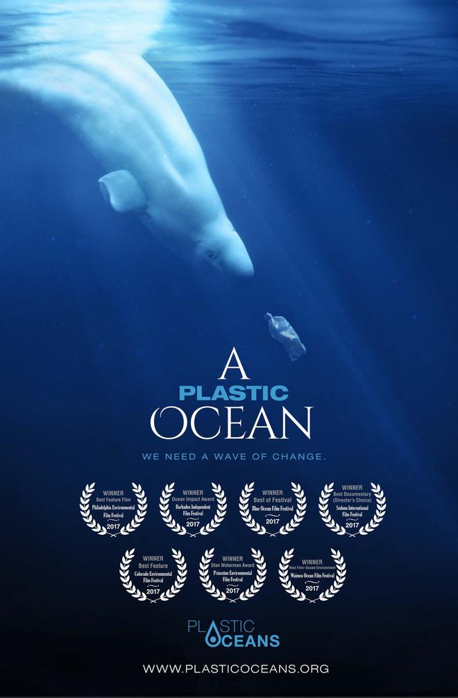 A Plastic Ocean - Screening