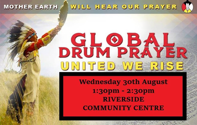 Global Drum Prayer