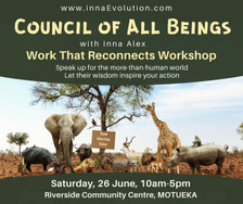 Council of All Beings - Work That Reconnects/Deep Ecology