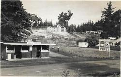 Riverside Community Entrance, 1959