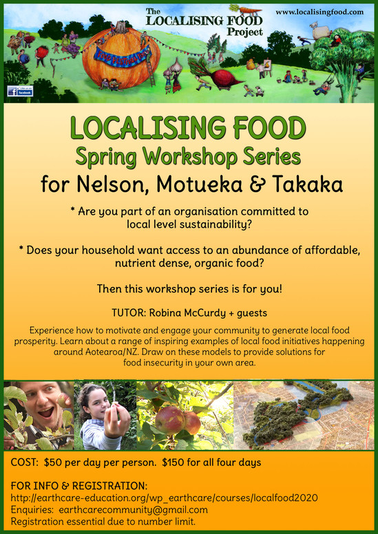 Local Food Resilience - Workshop