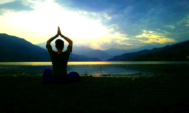 Yoga is not just for Flexible People!